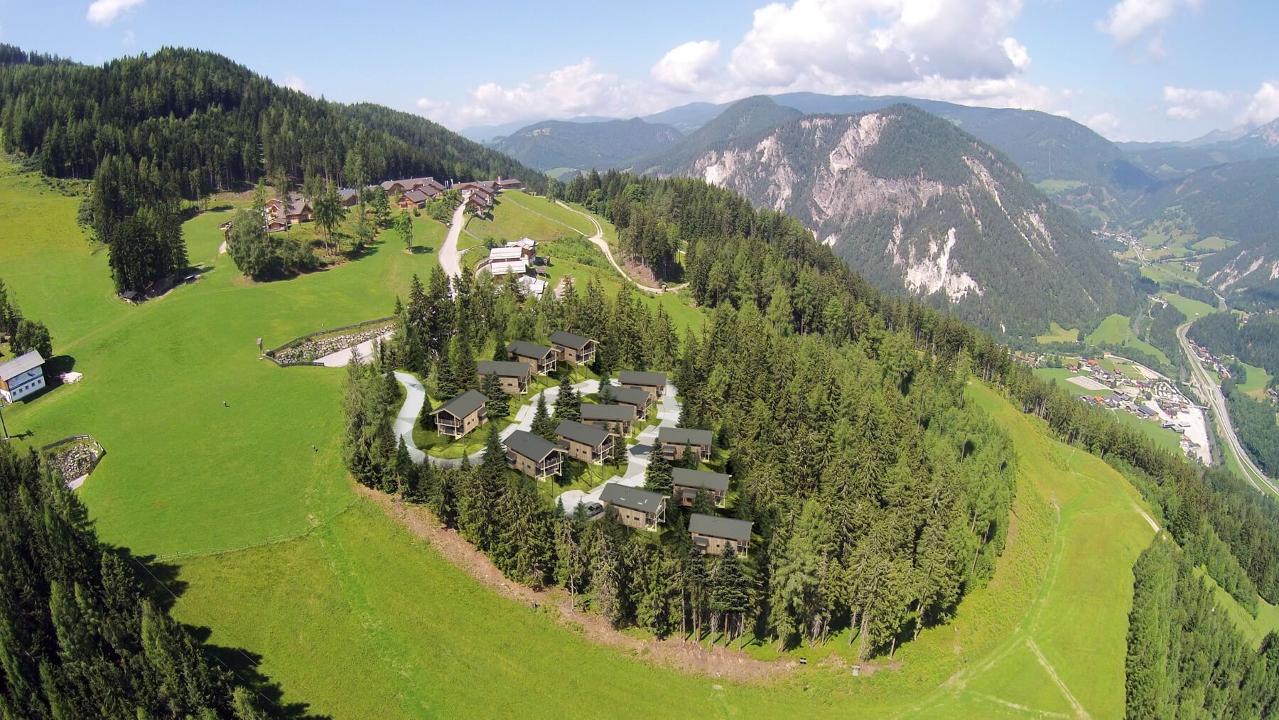 Austrian Alpine Chalets Reiteralm Ski Amade 13